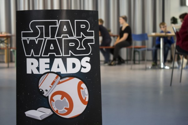 Stadtb++cherei Walldorf Star Wars Tag 28