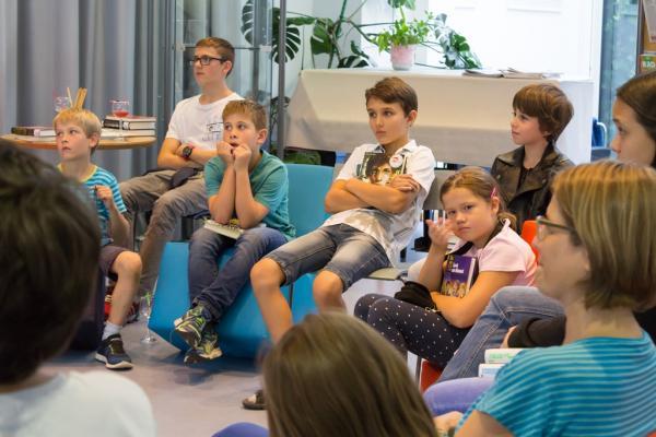 Stadtb++cherei Walldorf Sommerleseclub Startschussparty 2017 20
